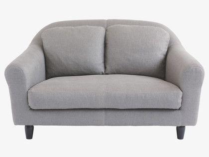 Lovely EMLYN GREYS Fabric Viscose Mix Fabric 2 Seat Sofa   2 Seat Sofas  HabitatUK Design Ideas