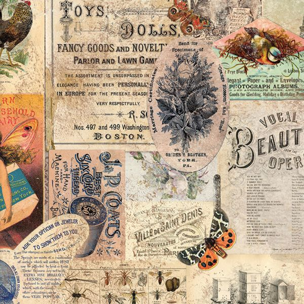 Look what I found on #blitsy! Papermania - Bellisima