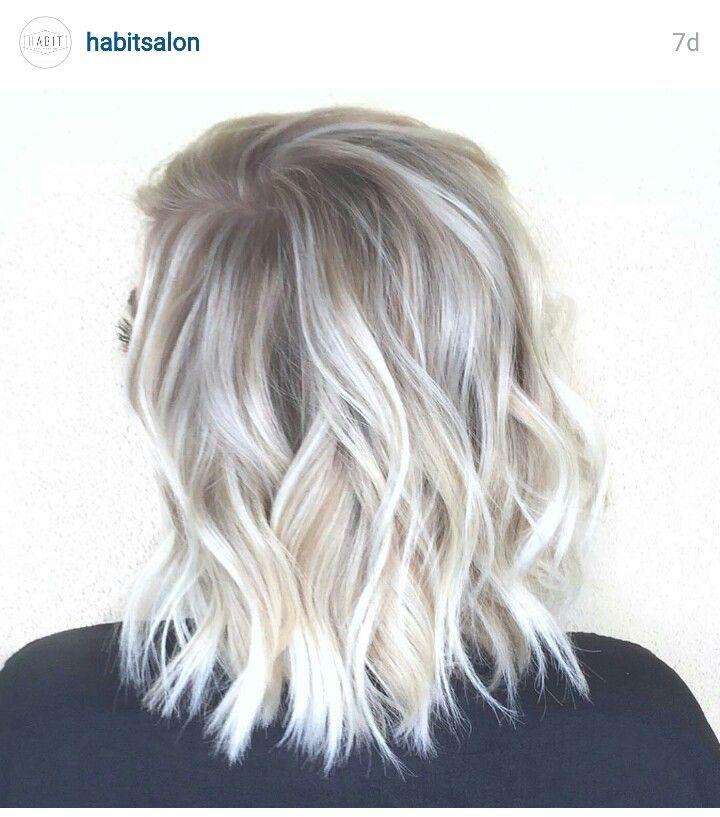 The 25 Best Silver Blonde Hair Dye Ideas On Pinterest
