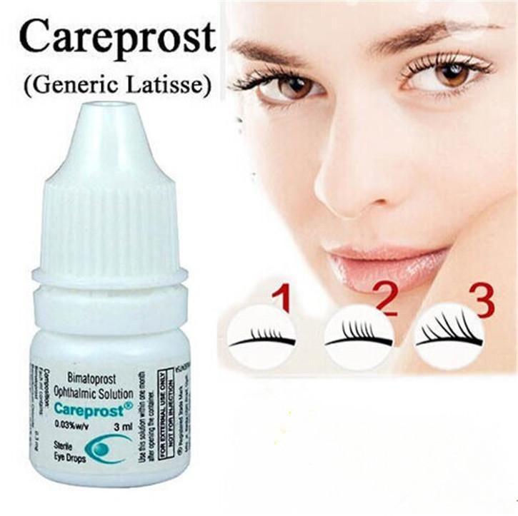 Careprost Ophthalmic Solution 003 Bimatoprost Best Eyelash Growth