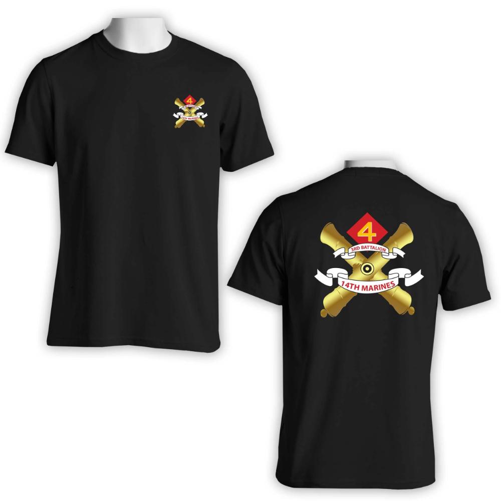 3rd Bn 14th Marines Unit T Shirt Shirts T Shirt The Unit