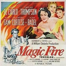 Download Magic Fire Full-Movie Free