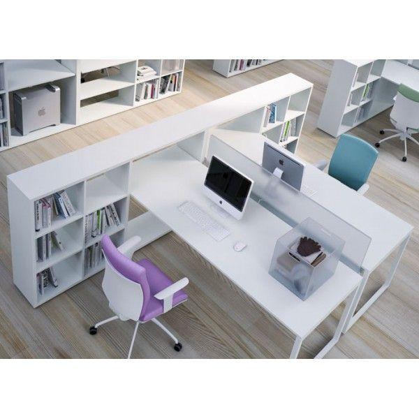Bureau double design Framework 20 Caen Calvados Normandie