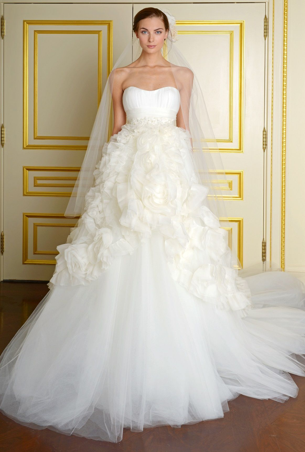 Elite wedding dresses  Marchesa Trunk Show at Luelite Bridal Salon Join us May th u May