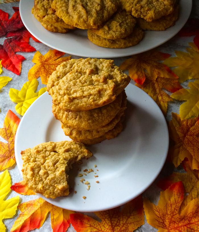 Keto Pumpkin Cream Cheese Cookies Recipe Cheese