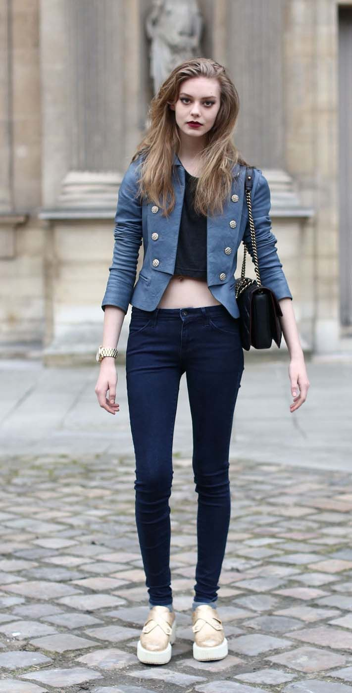 Check Out This Fabulous Outfit Ideas Street Style Fashion