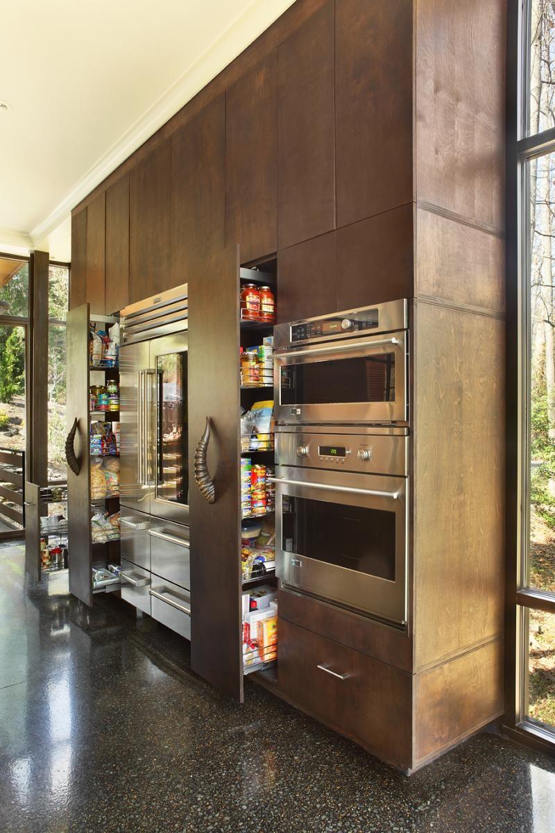 Pin By Nosiphiwo Ngcokovane On Kitchen Storage Modern Kitchen Kitchen Remodel Kitchen Decor