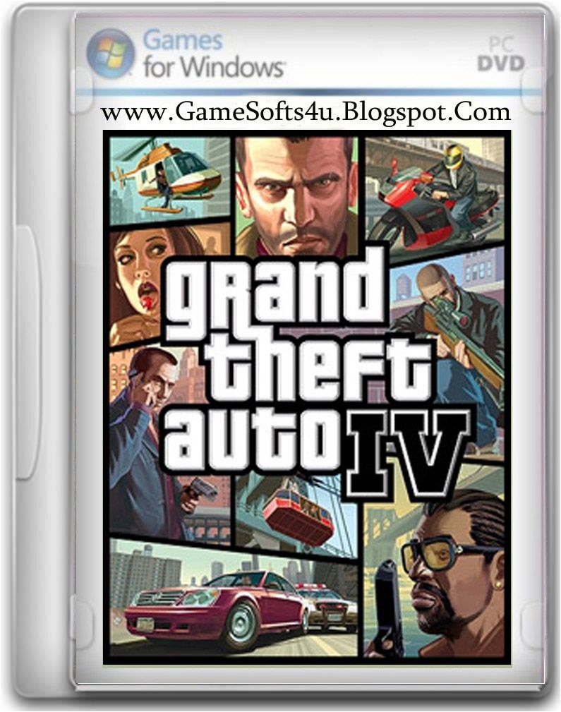 gta 4 torrent download compressed