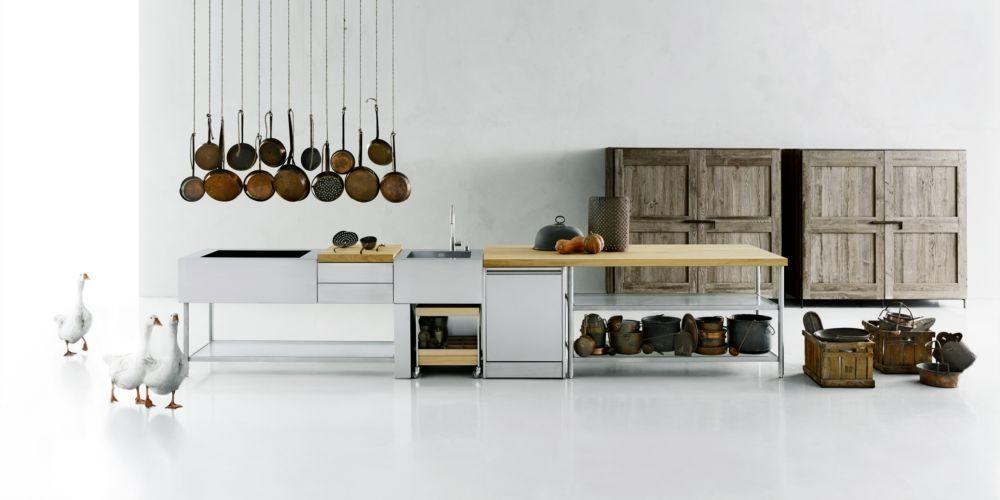 Collezioni | Boffi cucine - bagni - sistemi | kitchen | Pinterest
