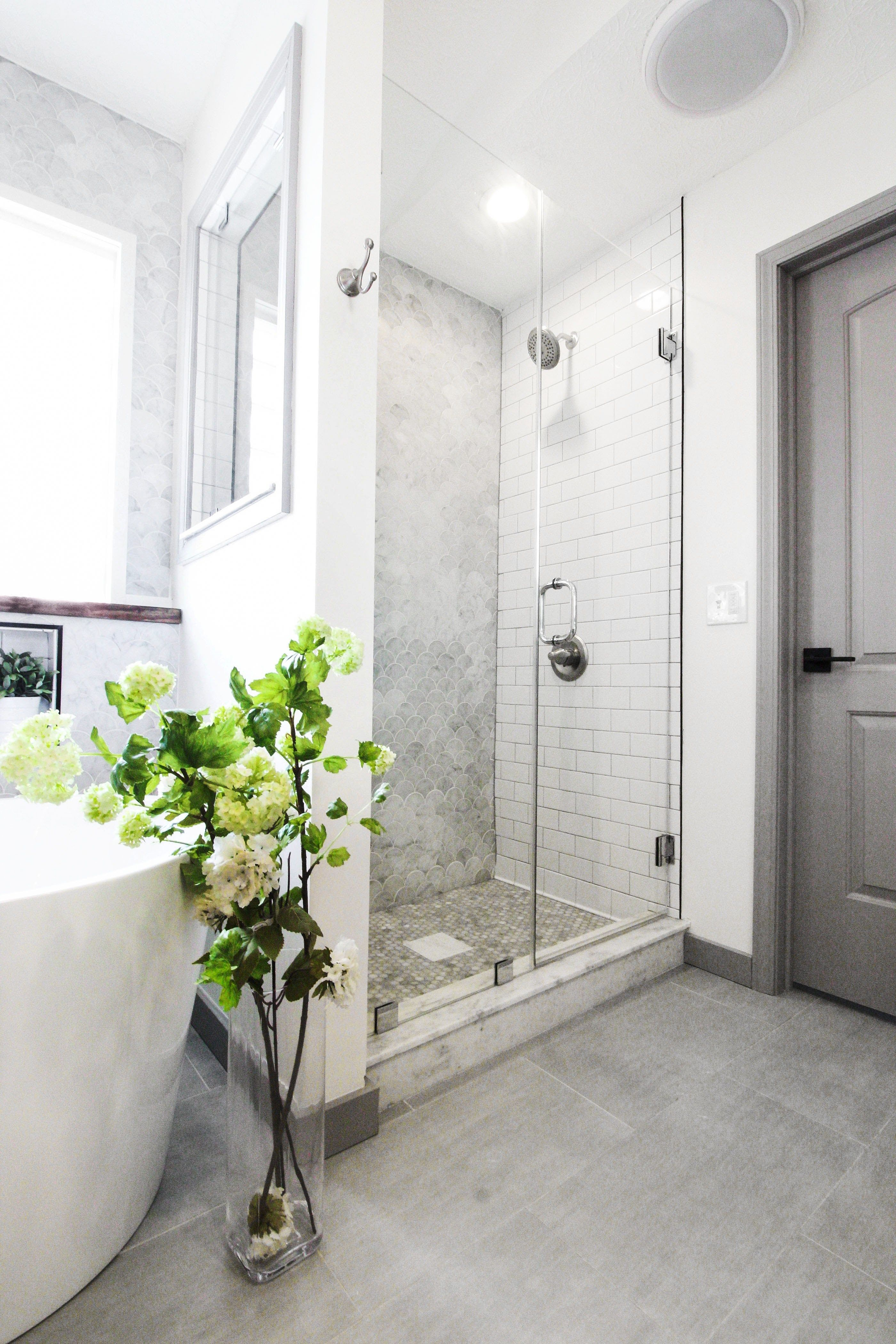 Client Project: JW Bathroom Remodel | Middle, Bath and Master bathrooms