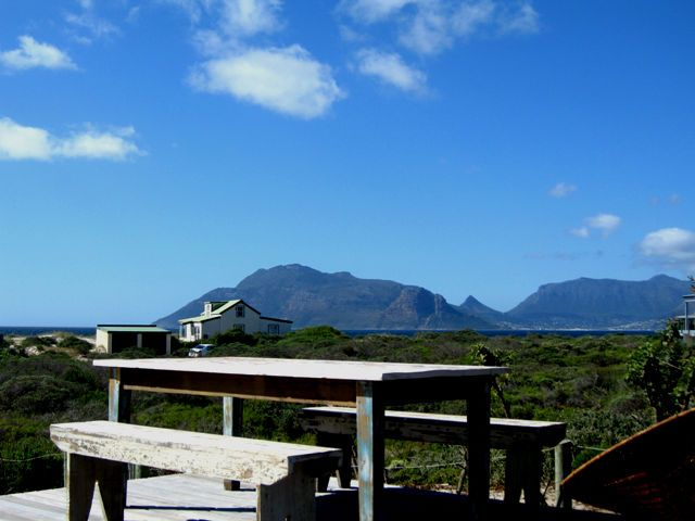 Accomodation in Kommetjie with jacuzzi