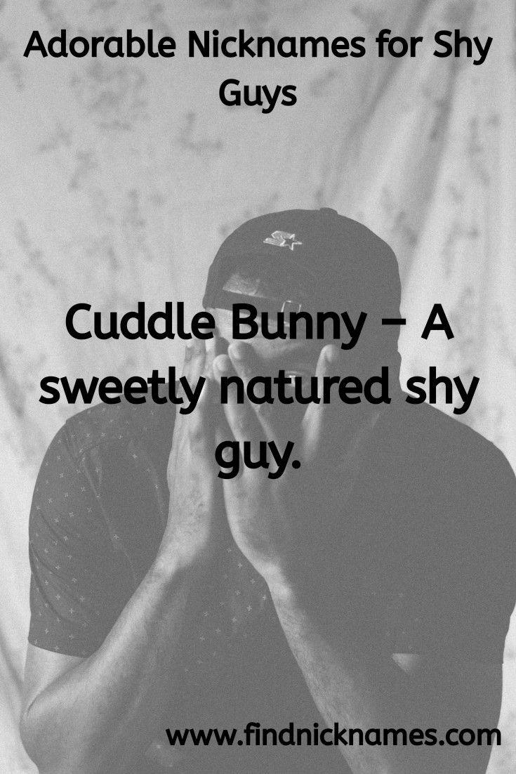 800+ Adorably Cute Nicknames For Guys Cute nicknames for