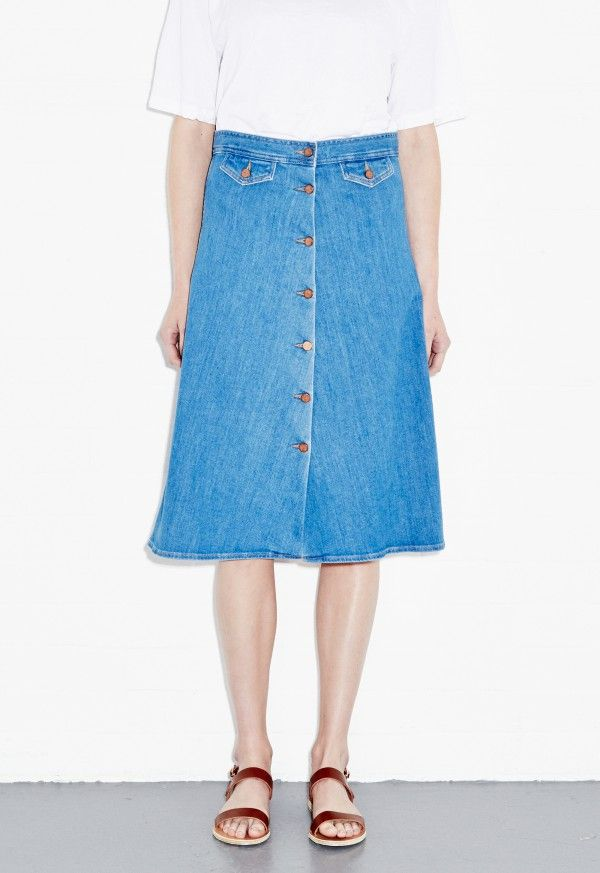 Lovely skirt from Mih jeans