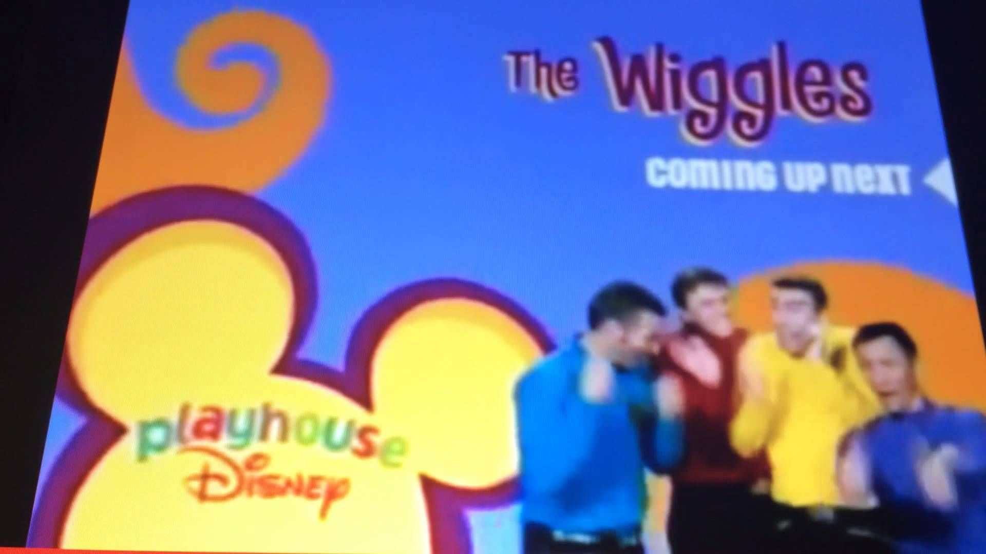 The Wiggles Playhouse Disney By Andrea Wange