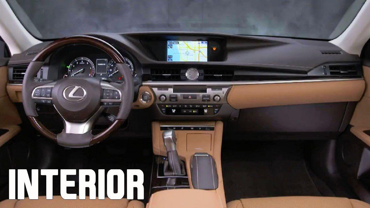 2017 Lexus Es 350 Interior And Exterior Lexus Es Lexus Interior And Exterior