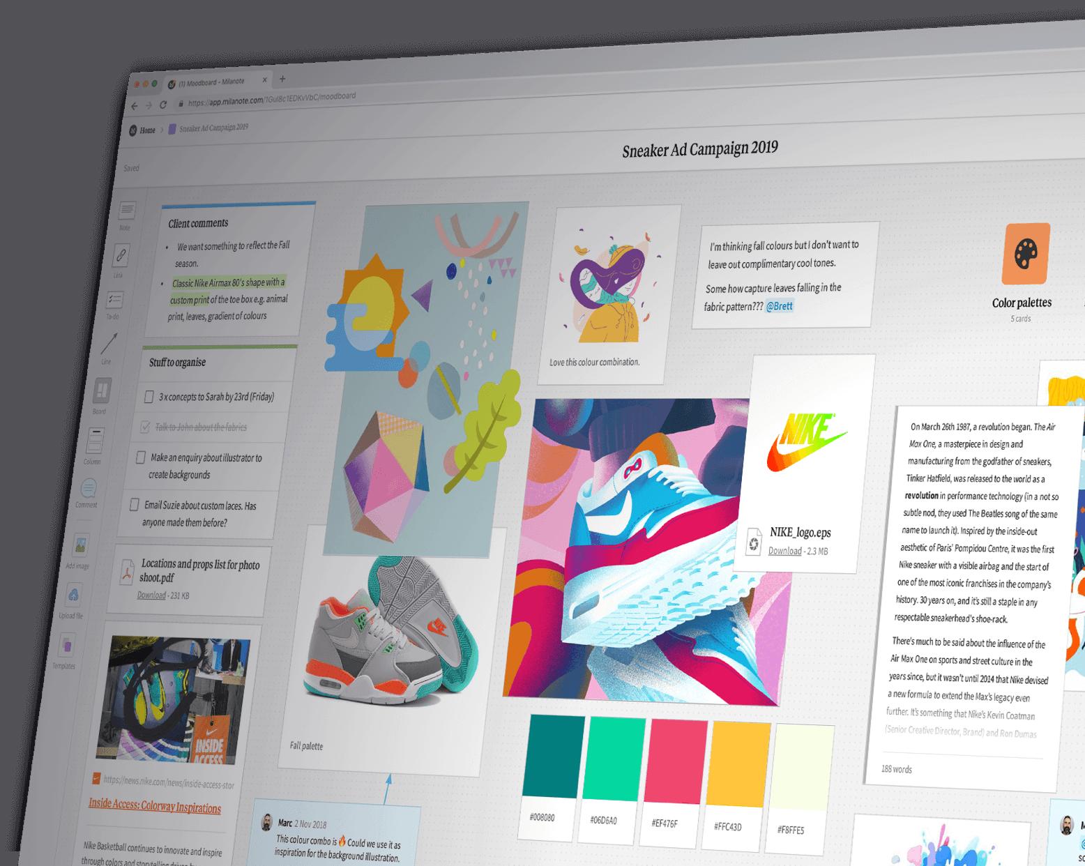 Website Design Strategy Support Karmen Kendrick Creative Mood Board Design Mood Boards Website Branding
