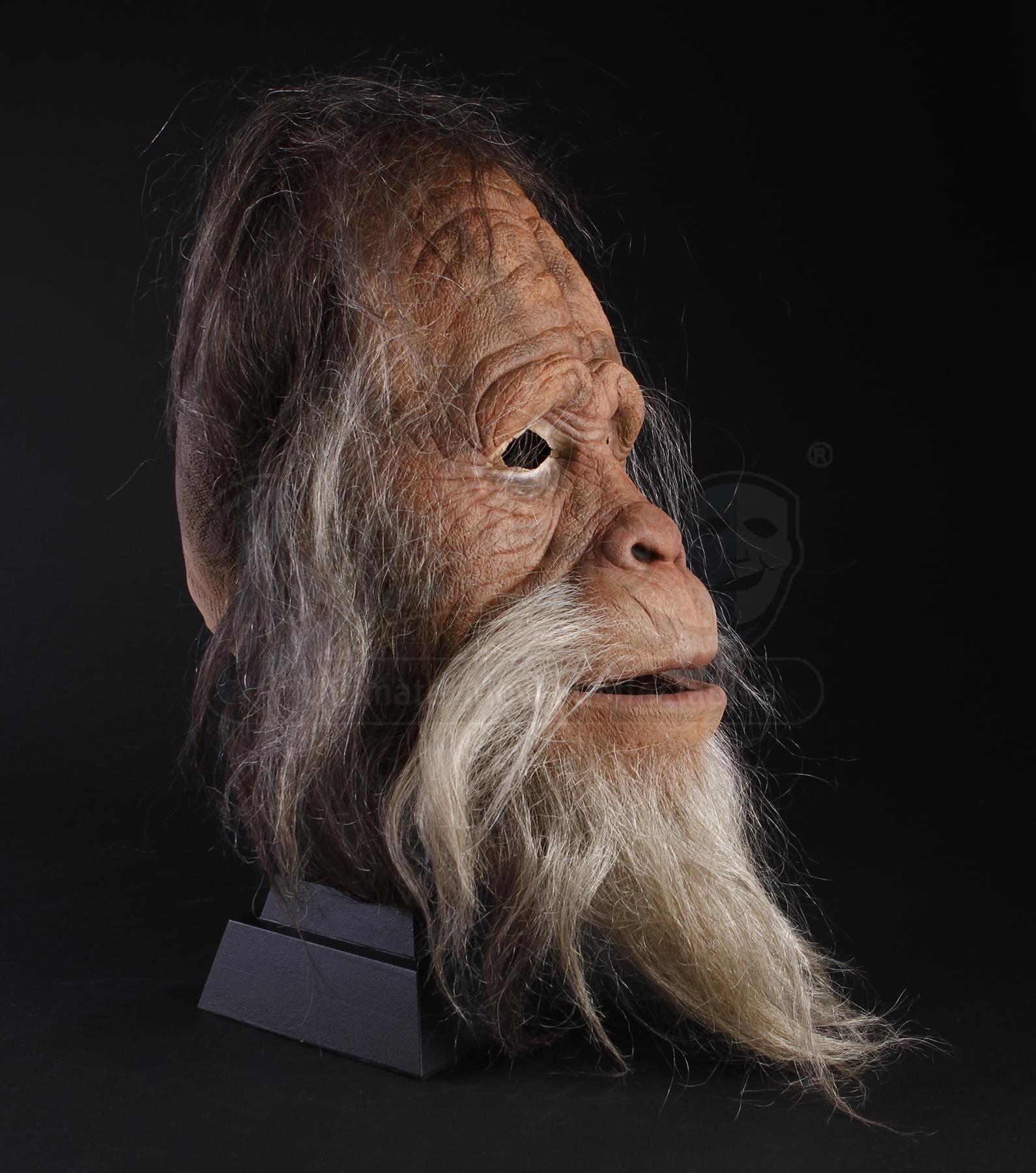 Harry and the hendersons harry kevin peter hall head skin