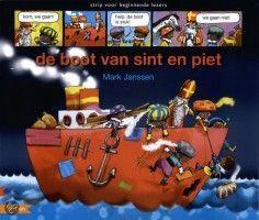 De boot van sint en piet – Mark Janssen #sintenpiet De boot van sint en piet – Mark Janssen #sintenpiet