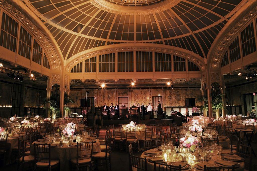 Inside Weddings Wedding Inside New York Wedding Library Wedding
