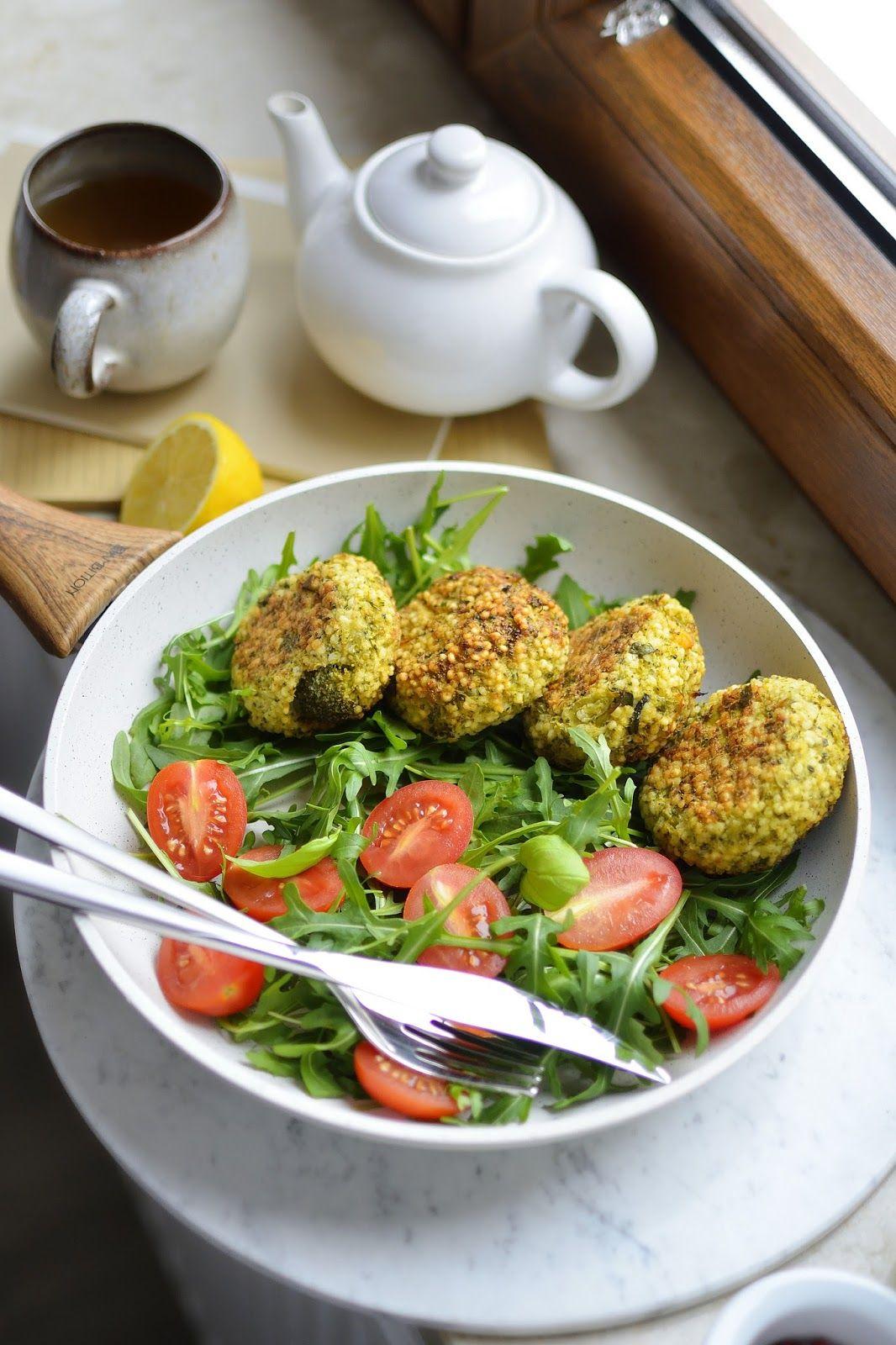 Fit Dania Fit Fit Obiad Dieta Dietetyczne Kotleciki Kotlety Z