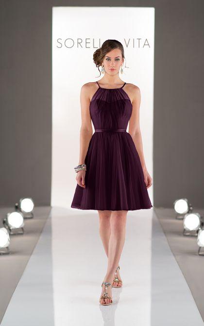Sorella Vita 8430 #SorellaVita #Bridesmaid available at Carrie Karibo Boutique Cincinnati, Oh www.carriekaribo.com