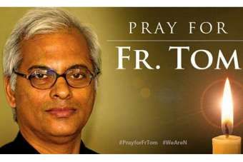 Kidnapped priest appeals for Pope's help - Catholic News - LET'S NOT FORGET FR TOM - PLEASE REDOUBLE YOUR PRAYERS!