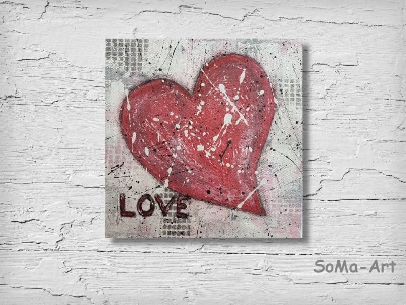 Pin Auf Soma Art Acrylbilder