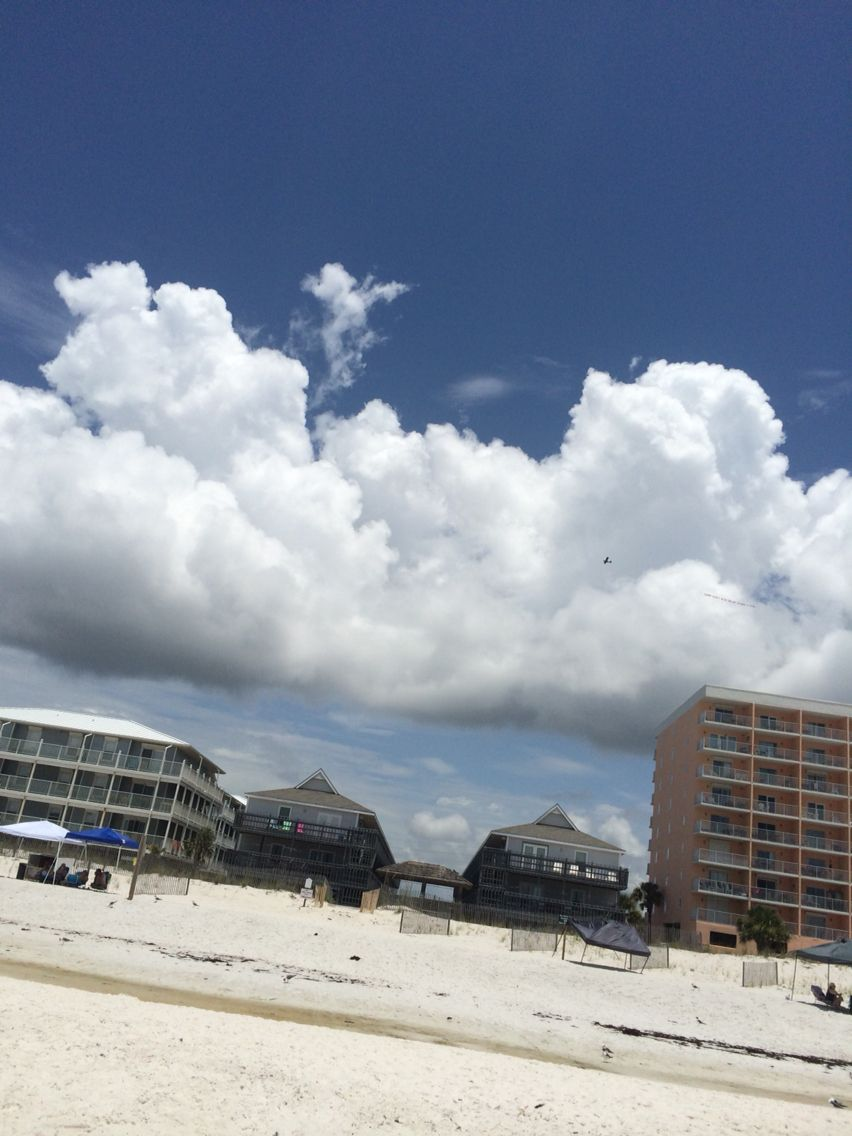Condos and clouds