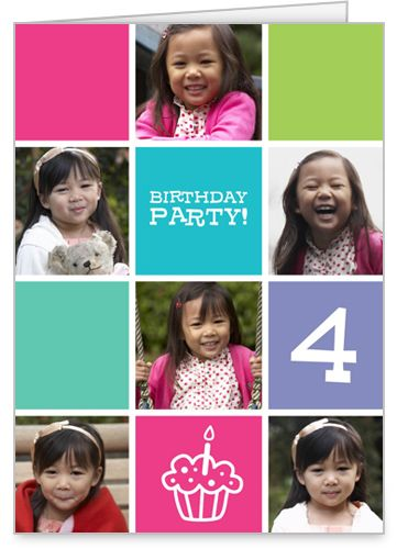 Party On Collage Birthday Card Sweet 16 Ideas Pinterest Photo
