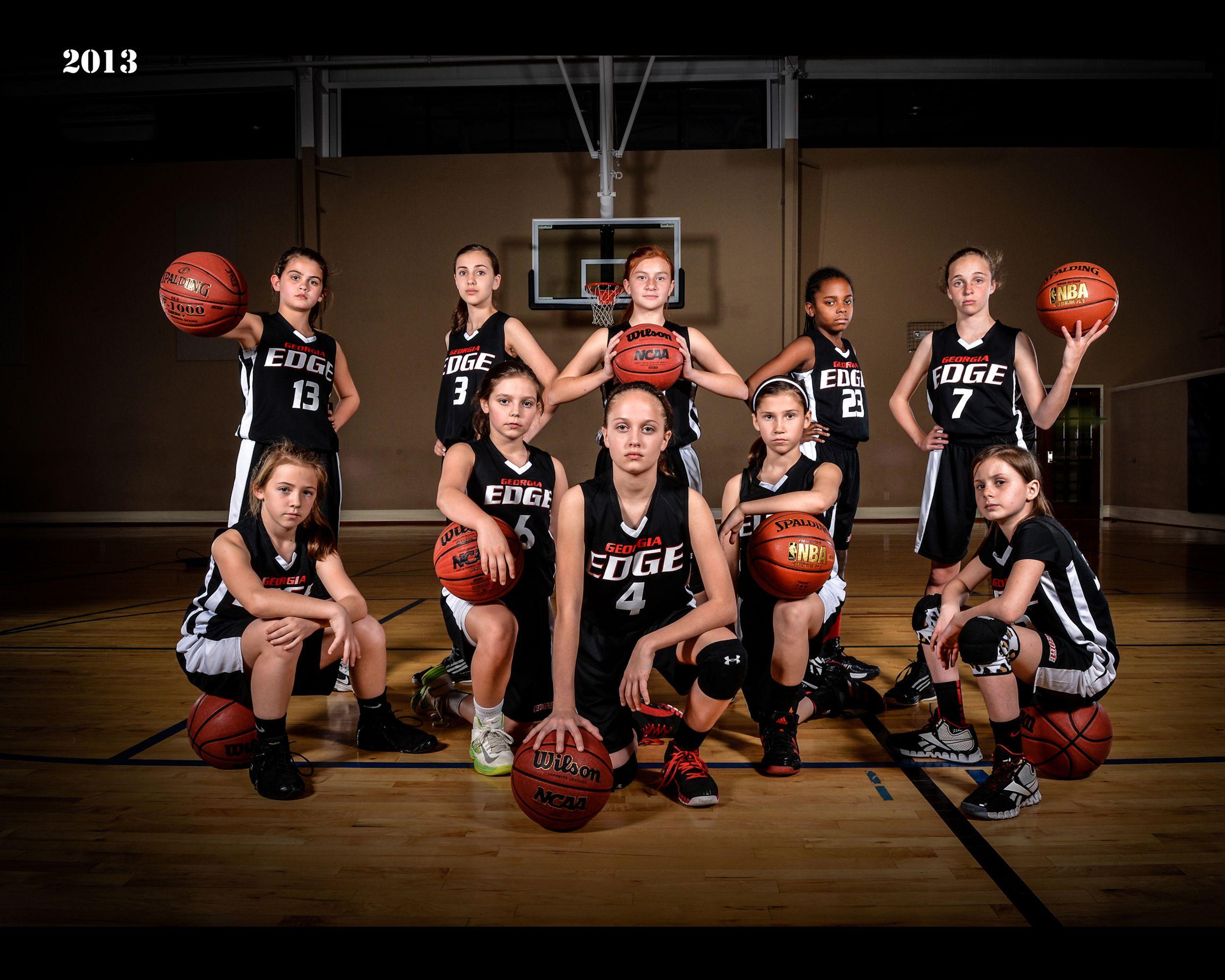 girls basketb pantherettes pose - HD2500×2000