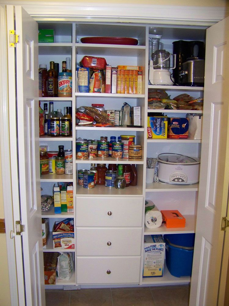 astonishing pantry closet systems on kitchen decor with unusual pantry closet - Closet Pantry Design Ideas