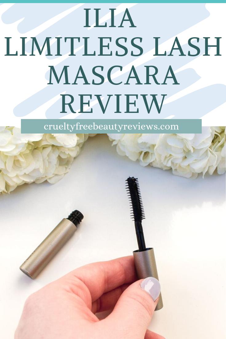 Ilia Limitless Lash Mascara Review Mascara lashes