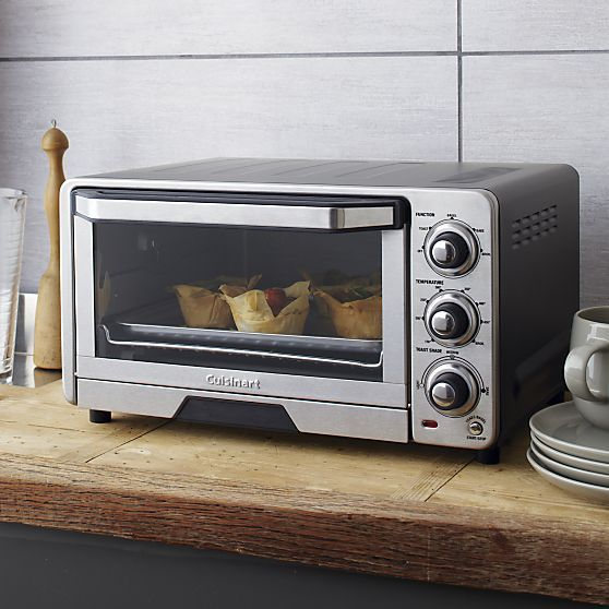 Cuisinart Toaster Oven Broiler In Toasters Ovens Crate And Barrel 80 Cuisinart Toaster Cuisinart Toaster Oven Toaster Oven