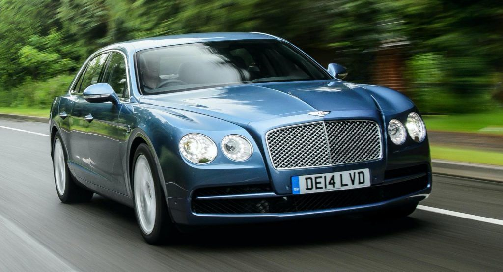 Bentley Launches A More Posh Certified Pre-Owned Program