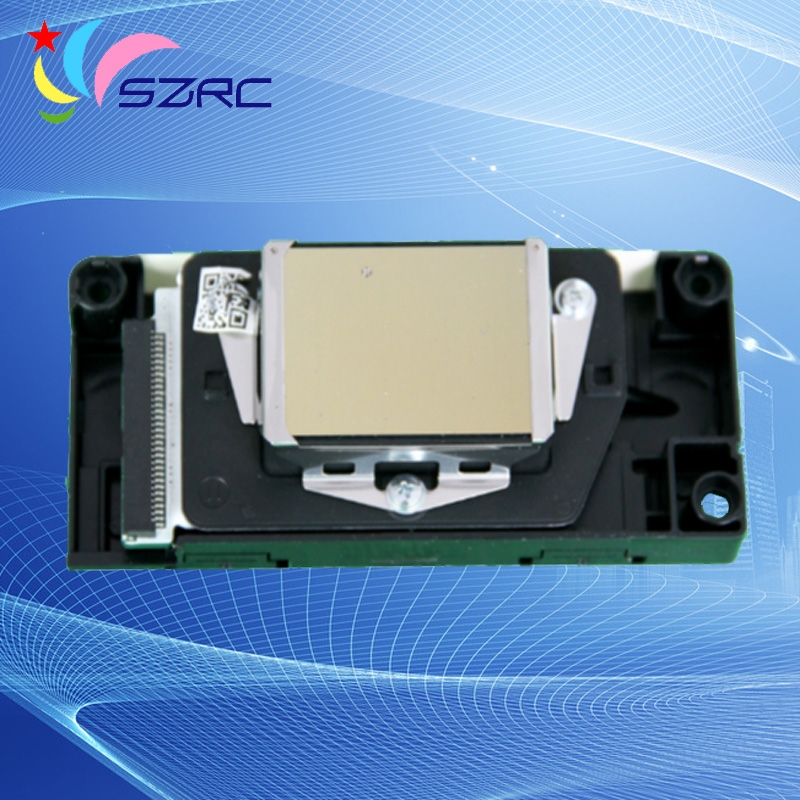 1300.00$  Buy now - http://ali9cv.shopchina.info/go.php?t=1864908665 - New Original Solvent Print Head F186000 Printhead Compatible For Epson DX5 Oily first locked Printer head  #buychinaproducts