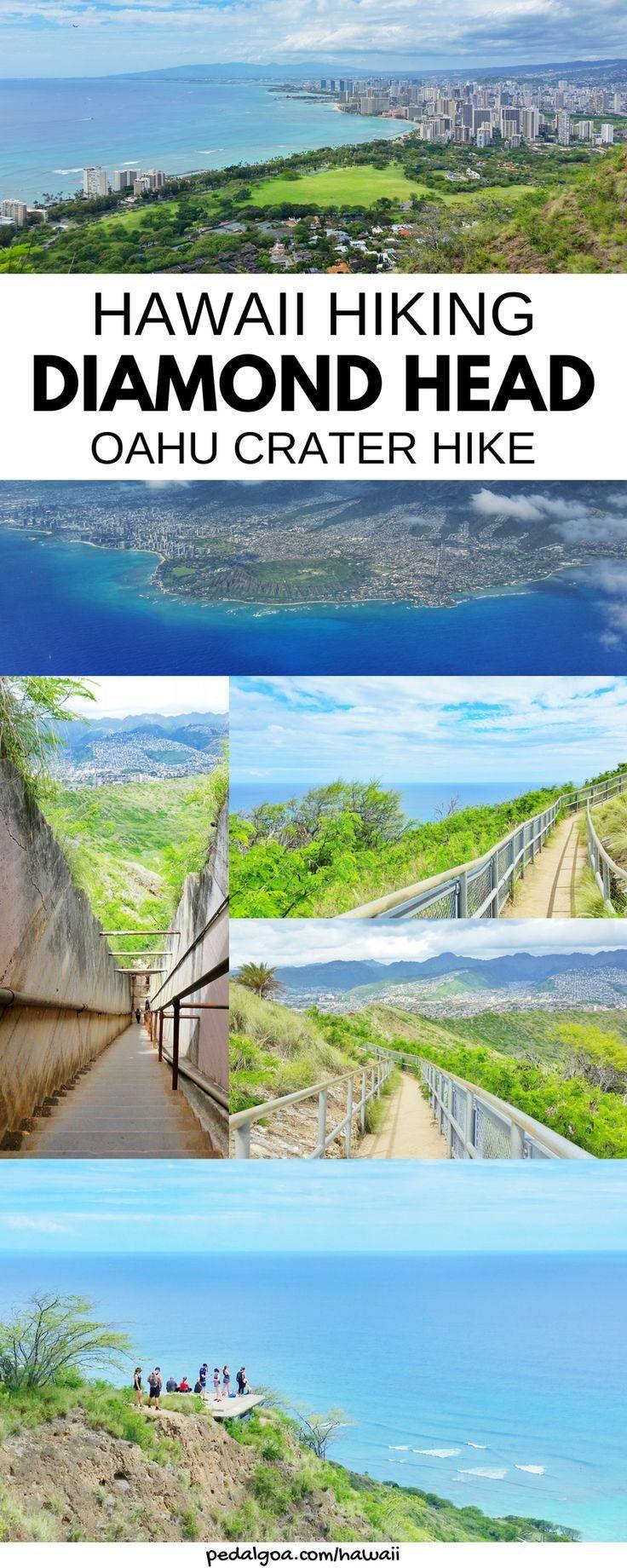 Diamond Head Hike :: Best Oahu Hike With Views Of Waikiki