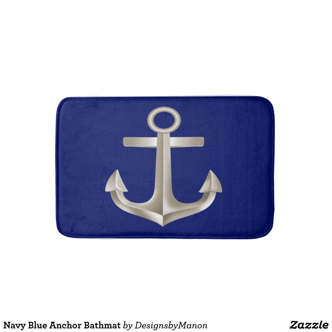 mats furniture bath pinterest home pin anchor mat