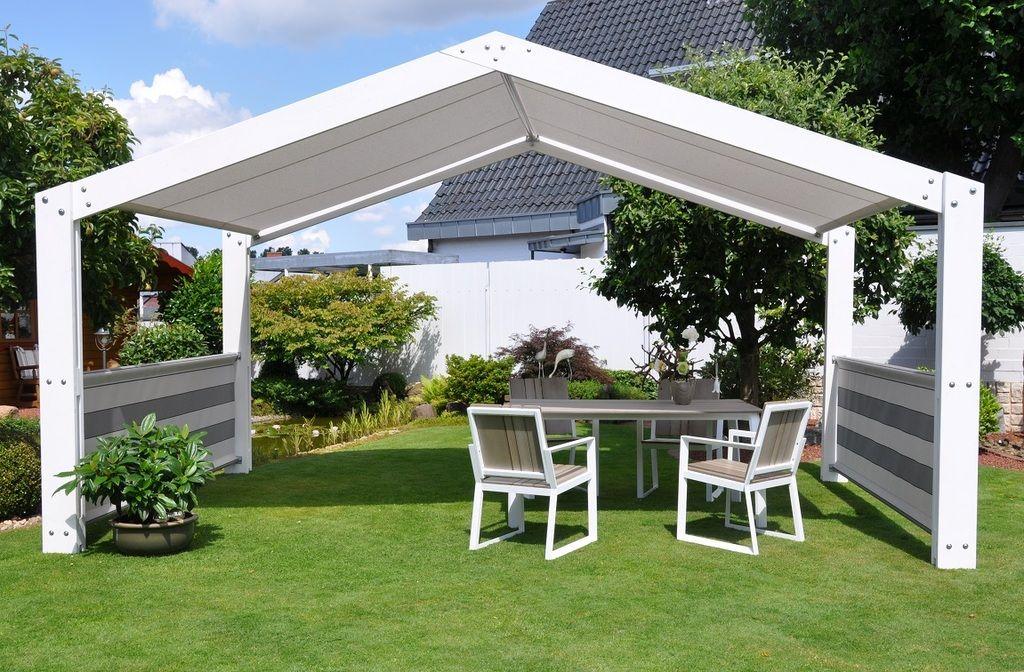 leco sommer residenz pavillon partyzelt kaufen gartengestaltung pinterest. Black Bedroom Furniture Sets. Home Design Ideas