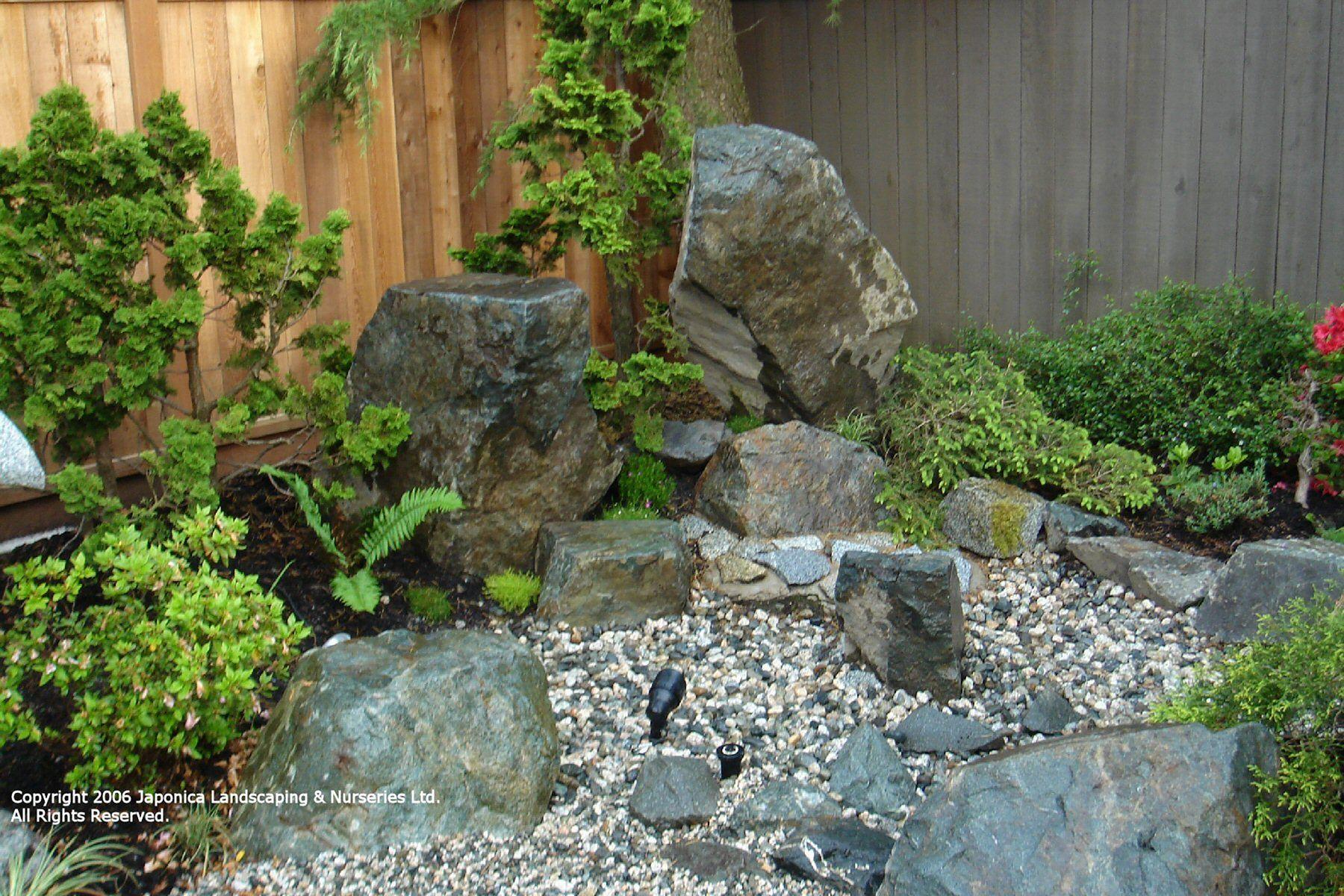 55 The Rock Garden Design Ideas For Exciting Garden Freshouz Com Landscaping With Rocks Rock Garden Design Rock Garden