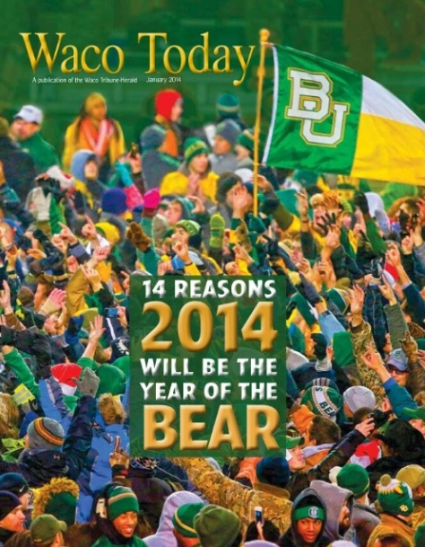 2014 The Year of the Bear? SicEm Baylor Waco, Baylor