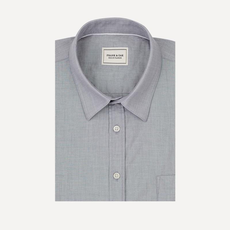 Northwich Shirt in Stone | Frank & Oak