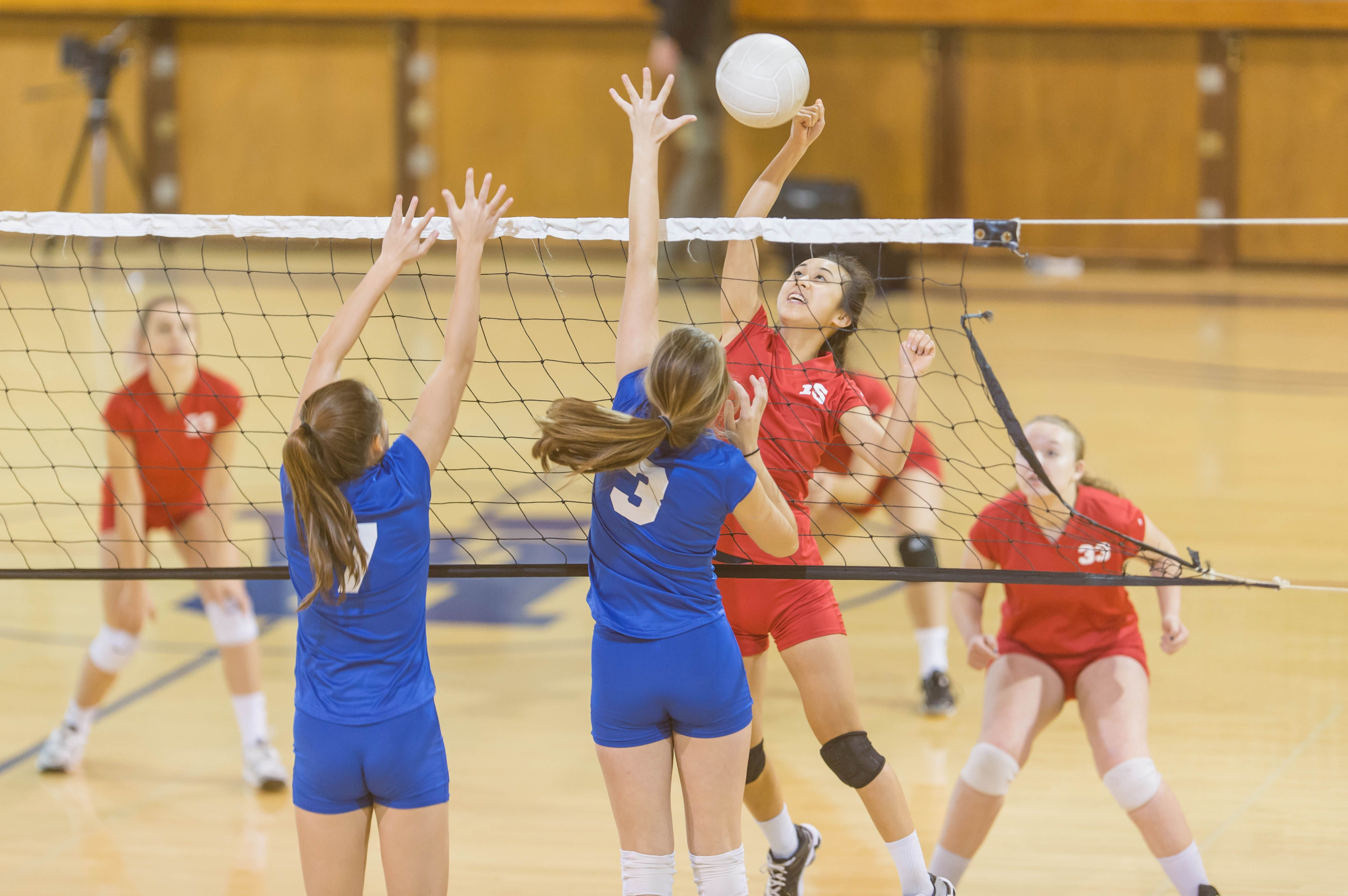 The Guide To Volleyball Conditioning Workouts Stack Volleyball Drills Volleyball Tryouts Setting Drills