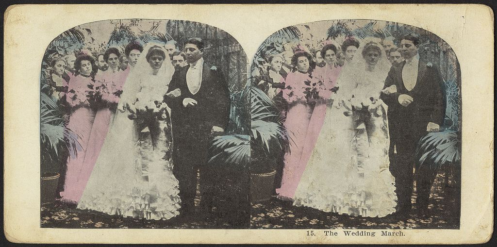 The 25 Stages from Courtship to Marriage   The Public Domain Review