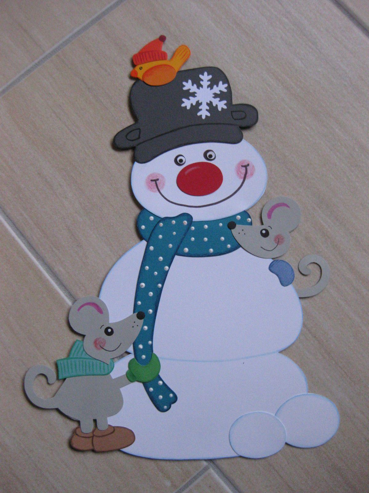 Fensterbild Tonkarton Schneemann Xl 30 5 X 21 Cm Neu Eierkarton Basteln Weihnachten Bastelvorlagen Weihnachten Ausdrucken Schneemanner Basteln Fenster