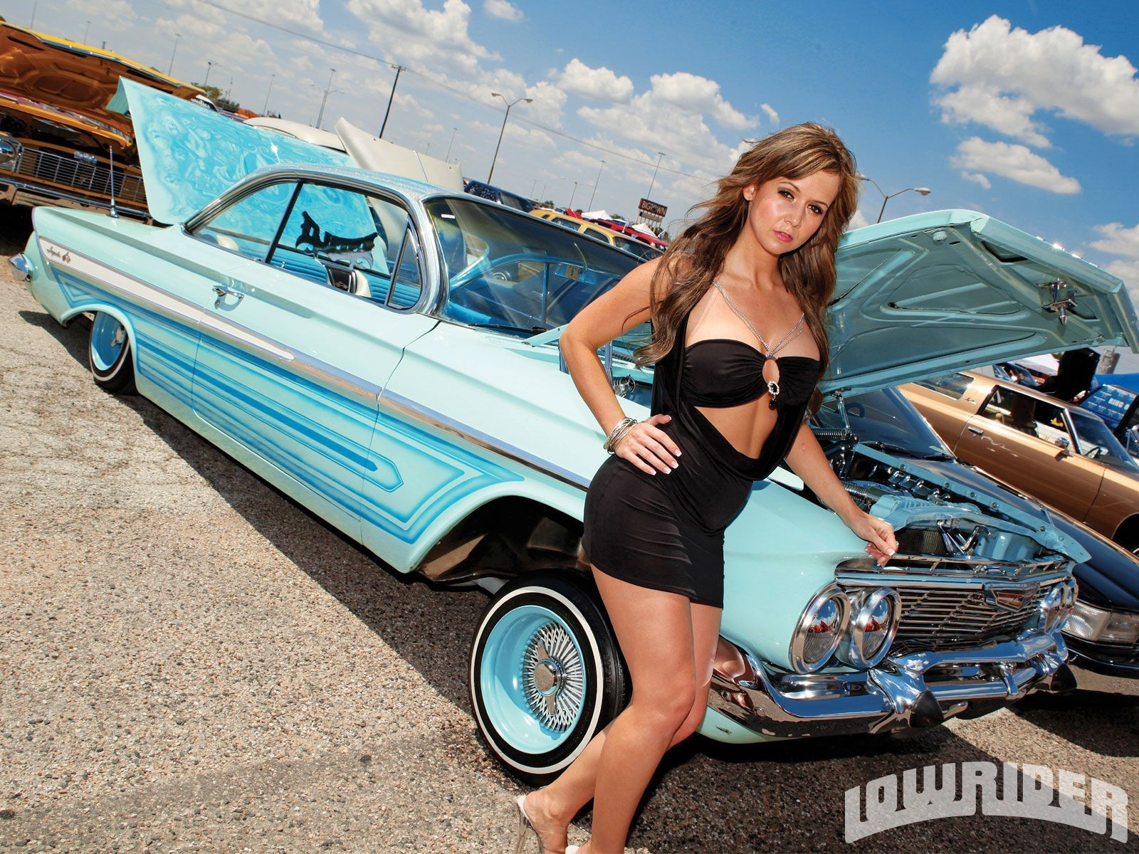 Lowriders and sexy girls short women xxx