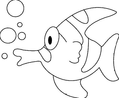 Malvorlage Fisch A4 Malvorlage Fisch Malvorlagen Ausmalbilder Fische