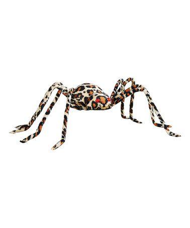 Look at this #zulilyfind! Leopard Spider Figurine #zulilyfinds