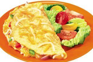 Resep Omelet Telur Sederhana Rasa Hotel Resep Sarapan Resep Masakan Dadar Telur