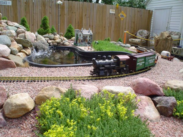 Small garden ponds backyard pond ideas water features for Garden and pond