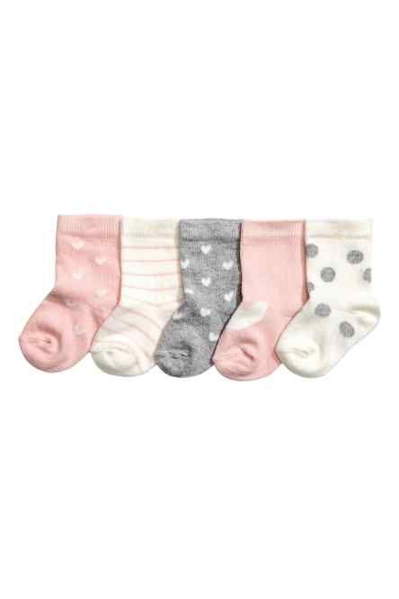 c44d02c39 Pack de 5 calcetines
